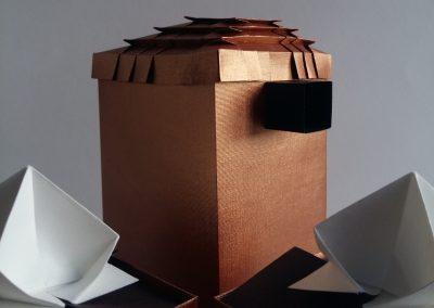 Una cioccolata calda con Josef Albers alla Bauhaus
